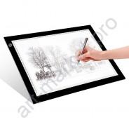 Световой планшет для копирования формат А4 с измерительной шкалой мощность 6,1 W