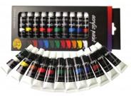 Набор акриловых красок AcriLyc Paint для рисования (12 цветов по 12 мл.)