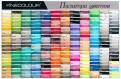 Цветовая палитра маркеров «FINECOLOUR»
